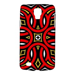 Traditional Art Pattern Galaxy S4 Active
