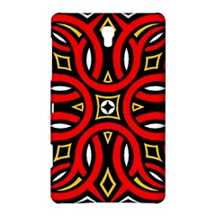 Traditional Art Pattern Samsung Galaxy Tab S (8 4 ) Hardshell Case  by BangZart