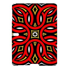 Traditional Art Pattern Samsung Galaxy Tab S (10 5 ) Hardshell Case