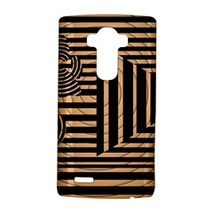 Wooden Pause Play Paws Abstract Oparton Line Roulette Spin Lg G4 Hardshell Case