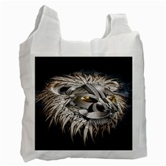 Lion Robot Recycle Bag (one Side)