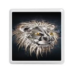 Lion Robot Memory Card Reader (square)