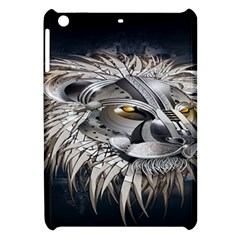 Lion Robot Apple Ipad Mini Hardshell Case by BangZart