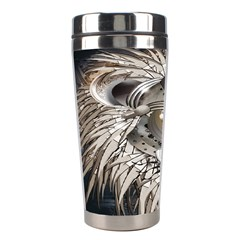 Lion Robot Stainless Steel Travel Tumblers by BangZart