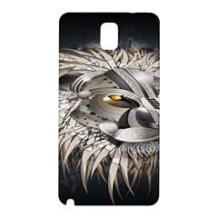 Lion Robot Samsung Galaxy Note 3 N9005 Hardshell Back Case