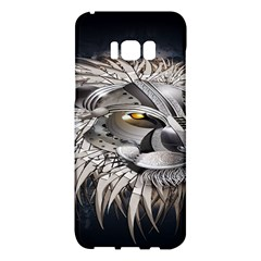 Lion Robot Samsung Galaxy S8 Plus Hardshell Case  by BangZart