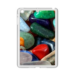 Stones Colors Pattern Pebbles Macro Rocks Ipad Mini 2 Enamel Coated Cases by BangZart