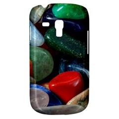 Stones Colors Pattern Pebbles Macro Rocks Galaxy S3 Mini