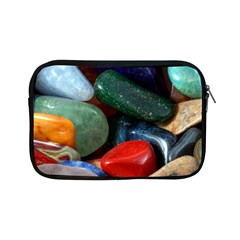 Stones Colors Pattern Pebbles Macro Rocks Apple Ipad Mini Zipper Cases