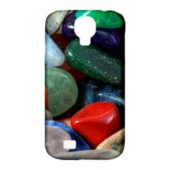 Stones Colors Pattern Pebbles Macro Rocks Samsung Galaxy S4 Classic Hardshell Case (pc+silicone)