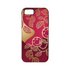 Love Heart Apple Iphone 5 Classic Hardshell Case (pc+silicone)
