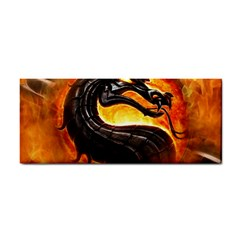 Dragon And Fire Cosmetic Storage Cases by BangZart