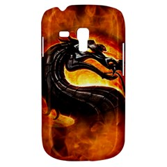 Dragon And Fire Galaxy S3 Mini
