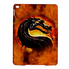 Dragon And Fire Ipad Air 2 Hardshell Cases by BangZart