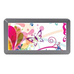Butterfly Vector Art Memory Card Reader (mini)