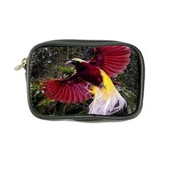 Cendrawasih Beautiful Bird Of Paradise Coin Purse