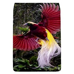 Cendrawasih Beautiful Bird Of Paradise Flap Covers (s)