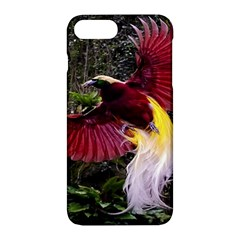 Cendrawasih Beautiful Bird Of Paradise Apple Iphone 7 Plus Hardshell Case by BangZart