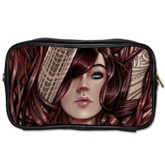 Beautiful Women Fantasy Art Toiletries Bags