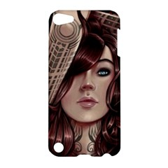 Beautiful Women Fantasy Art Apple Ipod Touch 5 Hardshell Case by BangZart