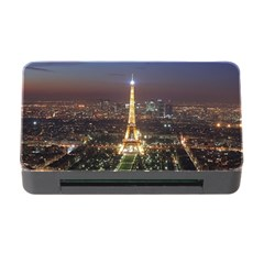 Paris At Night Memory Card Reader With Cf