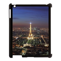 Paris At Night Apple Ipad 3/4 Case (black) by BangZart