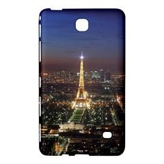 Paris At Night Samsung Galaxy Tab 4 (7 ) Hardshell Case  by BangZart