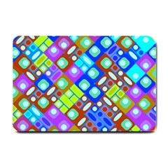 Pattern Factory 32b Small Doormat  by MoreColorsinLife