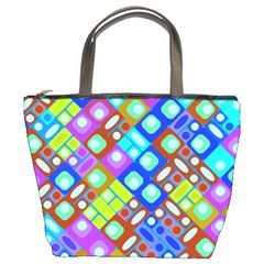 Pattern Factory 32b Bucket Bags by MoreColorsinLife