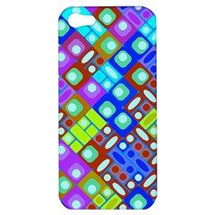 Pattern Factory 32b Apple Iphone 5 Hardshell Case by MoreColorsinLife
