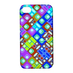 Pattern Factory 32b Apple Iphone 4/4s Hardshell Case With Stand by MoreColorsinLife