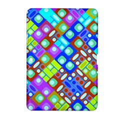 Pattern Factory 32b Samsung Galaxy Tab 2 (10 1 ) P5100 Hardshell Case  by MoreColorsinLife