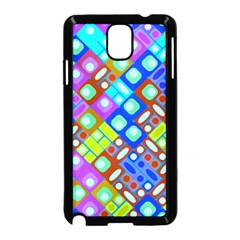 Pattern Factory 32b Samsung Galaxy Note 3 Neo Hardshell Case (black) by MoreColorsinLife