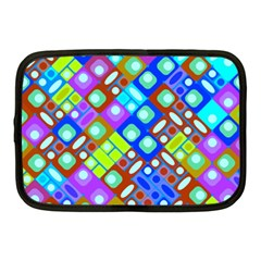 Pattern Factory 32b Netbook Case (medium)  by MoreColorsinLife