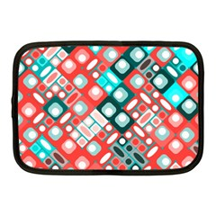 Pattern Factory 32d Netbook Case (medium)  by MoreColorsinLife