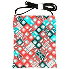 Pattern Factory 32d Shoulder Sling Bags by MoreColorsinLife
