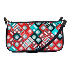 Pattern Factory 32d Shoulder Clutch Bags by MoreColorsinLife
