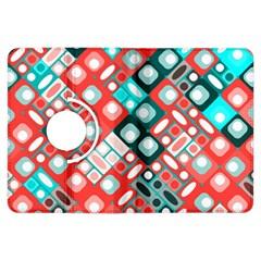 Pattern Factory 32d Kindle Fire Hdx Flip 360 Case by MoreColorsinLife