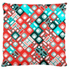 Pattern Factory 32d Standard Flano Cushion Case (two Sides) by MoreColorsinLife