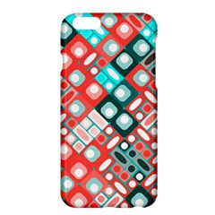Pattern Factory 32d Apple Iphone 6 Plus/6s Plus Hardshell Case by MoreColorsinLife