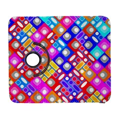 Pattern Factory 32a Galaxy S3 (flip/folio) by MoreColorsinLife