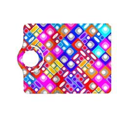 Pattern Factory 32a Kindle Fire Hd (2013) Flip 360 Case by MoreColorsinLife