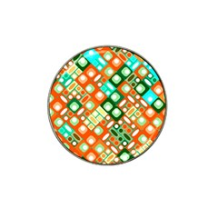 Pattern Factory 32c Hat Clip Ball Marker (10 Pack) by MoreColorsinLife