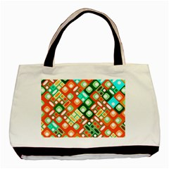 Pattern Factory 32c Basic Tote Bag by MoreColorsinLife