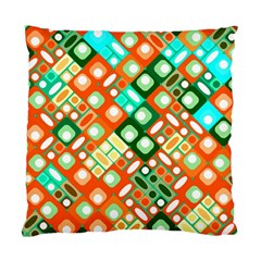 Pattern Factory 32c Standard Cushion Case (two Sides) by MoreColorsinLife