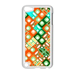 Pattern Factory 32c Apple Ipod Touch 5 Case (white) by MoreColorsinLife