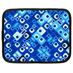 Pattern Factory 32e Netbook Case (large) by MoreColorsinLife