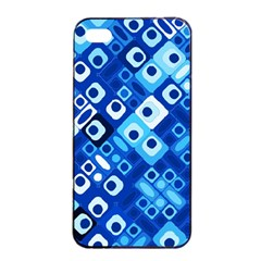 Pattern Factory 32e Apple Iphone 4/4s Seamless Case (black) by MoreColorsinLife