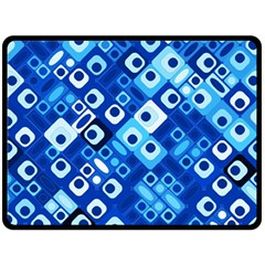 Pattern Factory 32e Double Sided Fleece Blanket (large)  by MoreColorsinLife