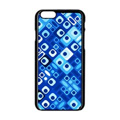 Pattern Factory 32e Apple Iphone 6/6s Black Enamel Case by MoreColorsinLife